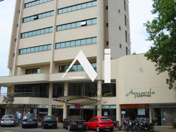 Edificio Comercial Shopping Aquarela