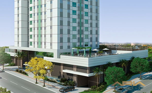 Edificio Aquajardim Residencial & Resort