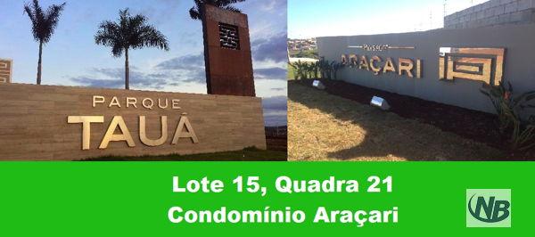 Residencial Araçari - Pq Tauá